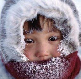 Обморожение лица: фото, первая помощь и лечение